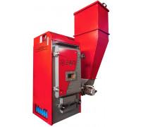 Автоматический пеллетный котел Faci Base 15 с чугунной горелкой