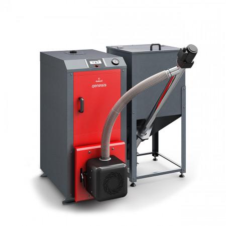 Пеллетный котел Galmet Pro 16 кВт