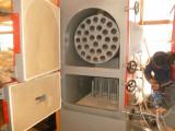 Пеллетный котел FACI 258 используется для обогрева теплиц