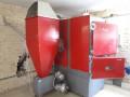 Пеллетный котел FACI 258 для производственного помещения 3000 кв/м
