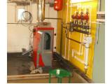 Настройка котла Faci 15 с мобильной системой подачи топлива