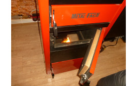 Пеллетный котел Metal Fach системы водяного отопления дома 250 к/вм.