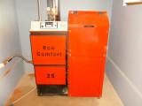 Запуск и настройка пеллетного котла Radijator EcoComfort 25