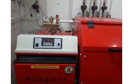 Панель управления котлом Radijator EcoComfort 45