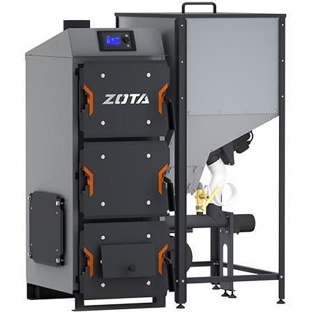 Пеллетный котел ZOTA Focus 16